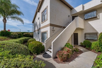 3697 Avocado Village Court UNIT 199, La Mesa, CA 91941 - MLS#: 180017310