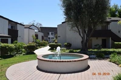 1361 Caminito Gabaldon UNIT H, San Diego, CA 92108 - MLS#: 180017311