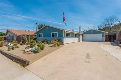 847 S Anza St, El Cajon, CA 92020 - MLS#: 180017322
