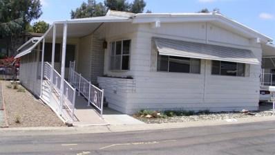 1010 E Bobier D UNIT 132, Vista, CA 92084 - MLS#: 180017342