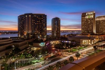 100 Harbor Drive UNIT 1405, San Diego, CA 92101 - MLS#: 180017360