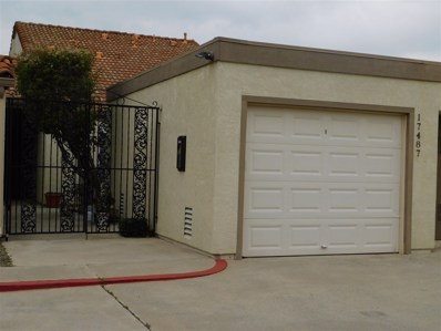 17489 Plaza Otonal, San Diego, CA 92128 - MLS#: 180017447