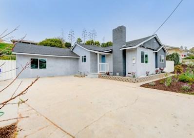 2666 Rhoades Rd, San Diego, CA 92139 - MLS#: 180017455