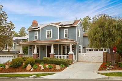 3486 Camino Cereza, Carlsbad, CA 92009 - MLS#: 180017567