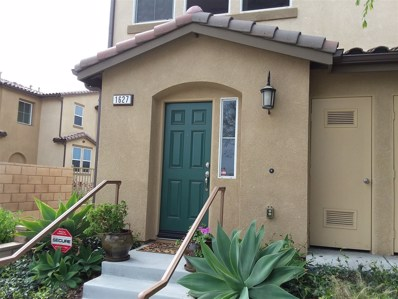 1627 Waterlily Way, San Marcos, CA 92078 - MLS#: 180017602
