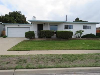 1185 Agua Tibia Ave., Chula Vista, CA 91911 - MLS#: 180017631