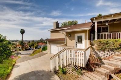 1115 Vista Bonita Drive, Vista, CA 92083 - MLS#: 180017633