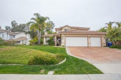 13602 Sunset View Rd, Poway, CA 92064 - MLS#: 180017655