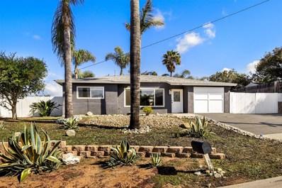 314 Acateno Ave, Vista, CA 92084 - MLS#: 180017665