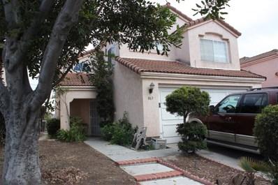 863 Ridgewater Dr, Chula Vista, CA 91913 - MLS#: 180017700