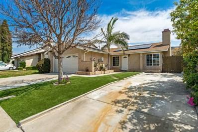 955 Firethorn Street, San Diego, CA 92154 - MLS#: 180017719