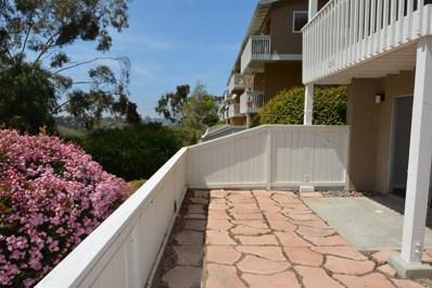 4225 La Pinata Way UNIT 261, Oceanside, CA 92057 - MLS#: 180018047