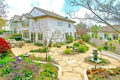 1090 Alexandra Lane, Encinitas, CA 92024 - MLS#: 180018100