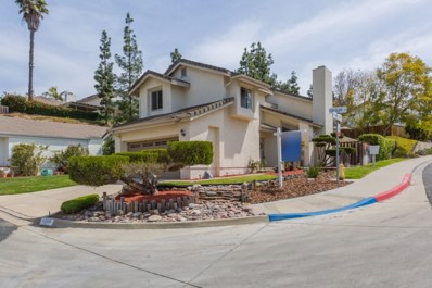 1268 Fox Gln, Escondido, CA 92029 - MLS#: 180018137