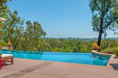 18380 Calle La Serra, Rancho Santa Fe, CA 92091 - MLS#: 180018144
