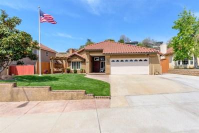 1580 Zephyr Ave, El Cajon, CA 92021 - MLS#: 180018151