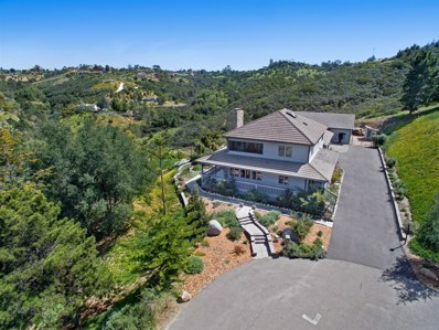1734 Riverview Dr, Fallbrook, CA 92028 - MLS#: 180018179