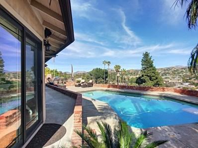 1151 Topper Ln, El Cajon, CA 92021 - MLS#: 180018180