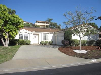 2245 Galvani Lane, Vista, CA 92084 - MLS#: 180018191