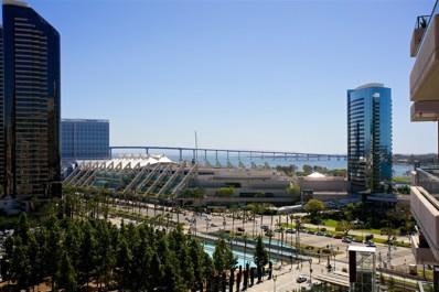 550 Front St. UNIT 1104, San Diego, CA 92101 - MLS#: 180018336