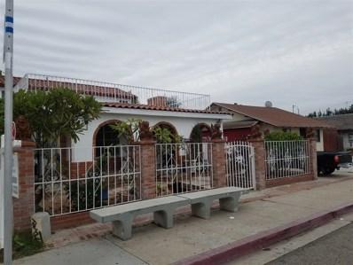 785 4th Ave, Chula Vista, CA 91910 - MLS#: 180018375