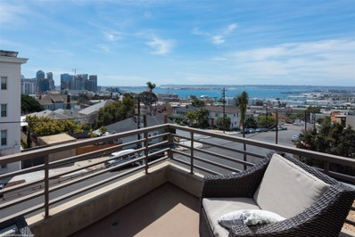 208 W Ivy Street, San Diego, CA 92101 - MLS#: 180018475