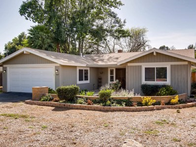987 Morro Road, Fallbrook, CA 92028 - MLS#: 180018530
