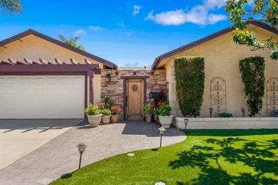 14213 Kendra Way, Poway, CA 92064 - MLS#: 180018582