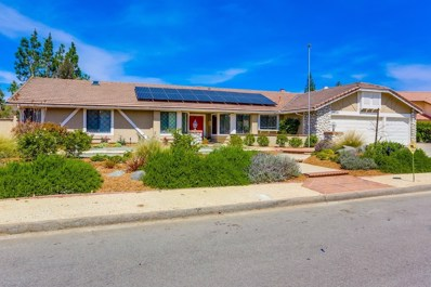 14026 Valley Springs Rd, Poway, CA 92064 - MLS#: 180018602