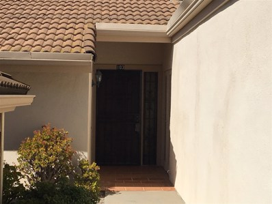 17465 Plaza Cerado UNIT 103, San Diego, CA 92128 - MLS#: 180018631