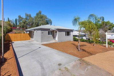 1621 Cameron, Lemon Grove, CA 91945 - MLS#: 180018826