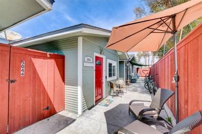 5044 Brighton Ave, San Diego, CA 92107 - MLS#: 180018842
