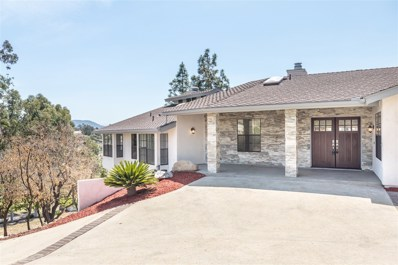 1524 Vista Vereda, El Cajon, CA 92019 - MLS#: 180019159