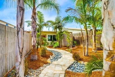 4763 Pescadero Ave, San Diego, CA 92107 - MLS#: 180019302