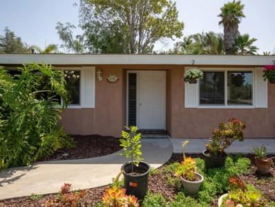 1115 Beaumont Circle, Vista, CA 92084 - MLS#: 180019330