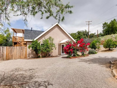 740 Coyote Rd, Alpine, CA 91901 - MLS#: 180019381