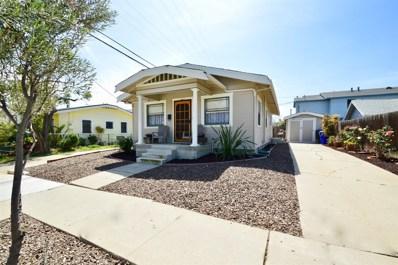 3617 Monroe Avenue, San Diego, CA 92116 - MLS#: 180019393