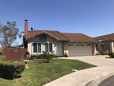 262 Chestnut Way, Oceanside, CA 92057 - MLS#: 180019488