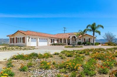 1905 Santa Margarita Dr, Fallbrook, CA 92028 - MLS#: 180019508