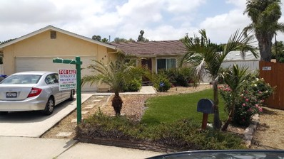 164 Treewood Street, San Diego, CA 92114 - MLS#: 180019510