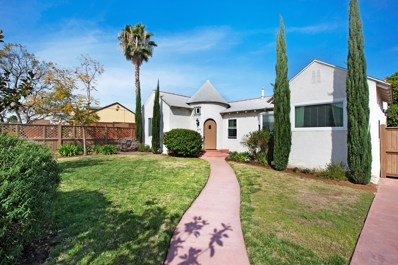 3672 Kalmia St, San Diego, CA 92104 - MLS#: 180019524