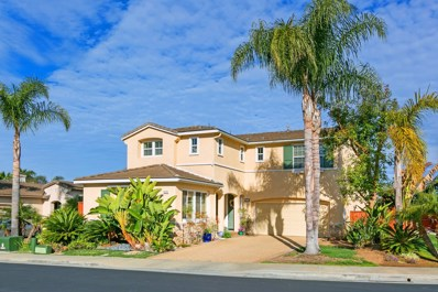 1171 Prussian Way, Oceanside, CA 92057 - MLS#: 180019613