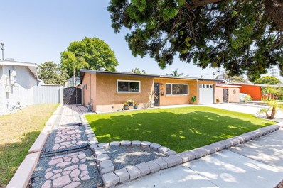 1379 Eckman Avenue, Chula Vista, CA 91911 - MLS#: 180019636