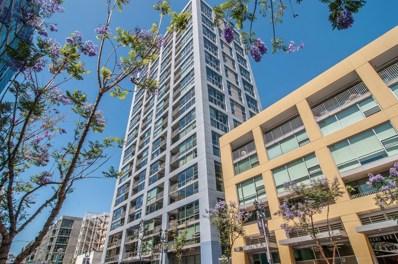 321 10th Avenue UNIT 1401, San Diego, CA 92101 - MLS#: 180019651