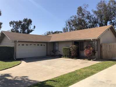 954 Ednabelle Court, El Cajon, CA 92021 - MLS#: 180019696