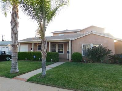 1766 Berrydale St., El Cajon, CA 92021 - MLS#: 180019743