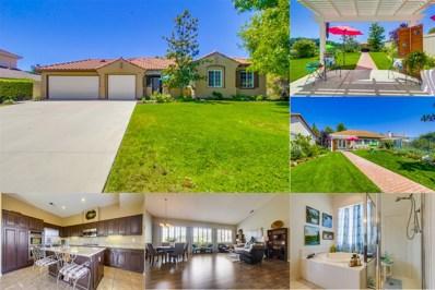 2127 Stone Castle, Fallbrook, CA 92028 - MLS#: 180019909