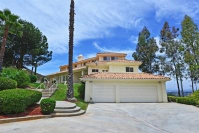 12960 Glen Circle Road, Poway, CA 92064 - MLS#: 180019969