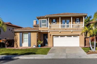 321 Corte Goleta, Chula Vista, CA 91914 - MLS#: 180020000