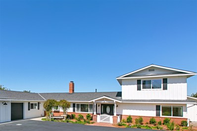 1285 Crest Drive, Encinitas, CA 92024 - MLS#: 180020043